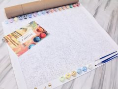 Go Date Myself - Paint-By-Numbers Kit